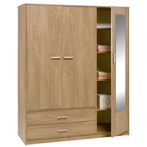 tủ quần áo gỗ ván ép
