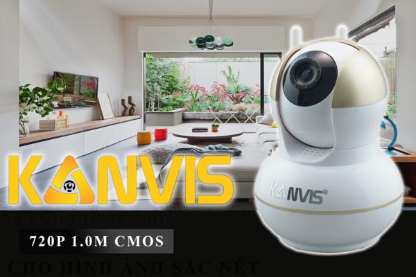 camera wifi cho chung cư