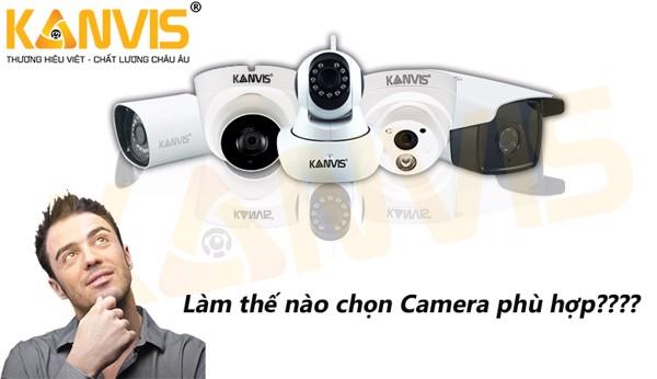 Chọn Camera an ninh phù hợp