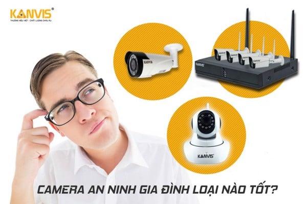 Camera an ninh cho gia đình