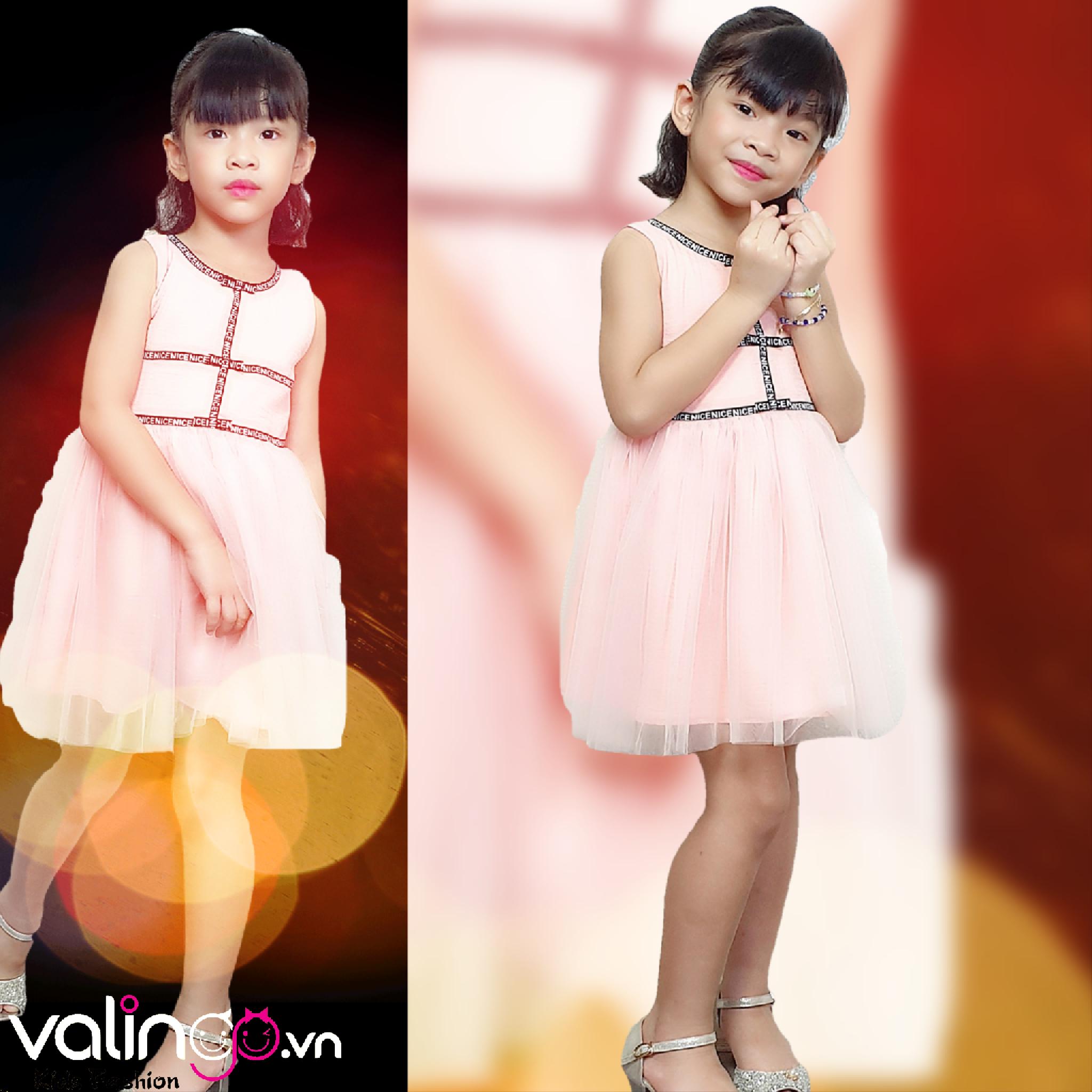 Người mẫu nhí Valingo