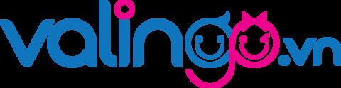 logo nhận diện valingo - sản xuất quần áo trẻ em