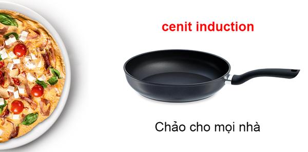 Chảo chống dính Cenit Induction
