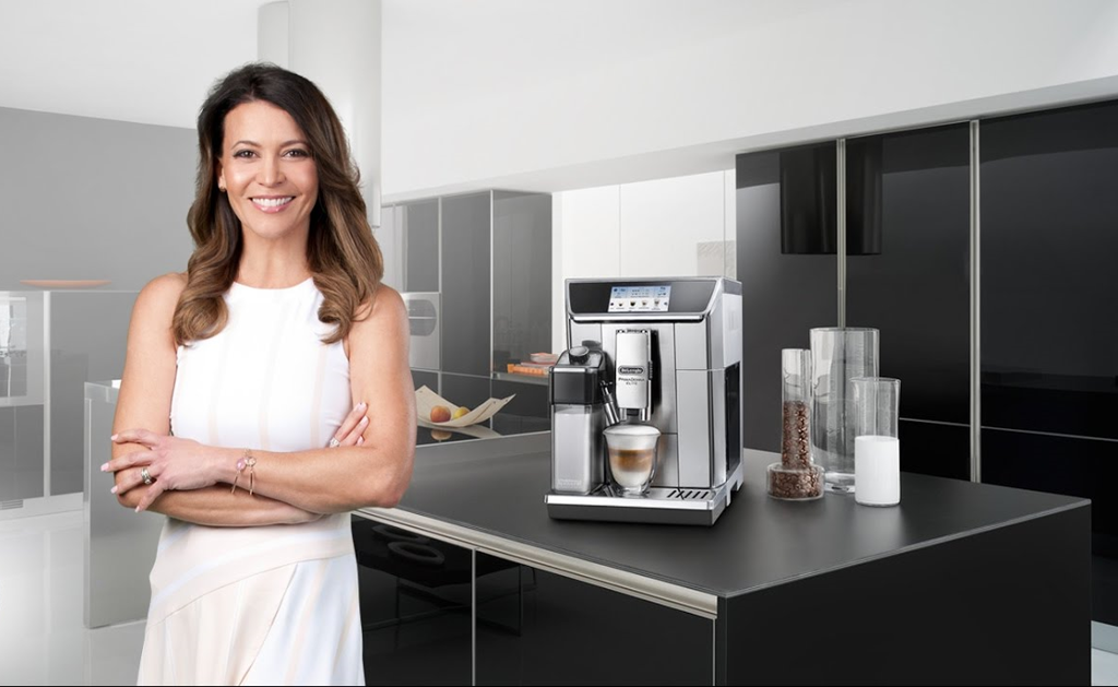 coffee machine Delonghi primadonna ecam650.75