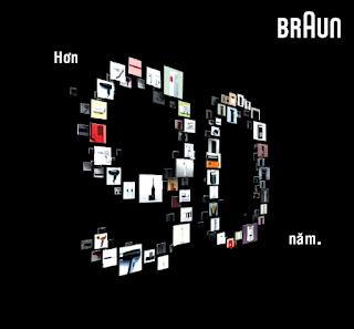 Chất lượng đã được kiểm chứng qua hơn 90 năm lịch sử của Braun