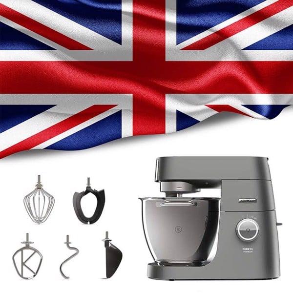 Kenwood - thương hiệu điện gia dụng nổi tiếng thế giới đến từ Anh quốc