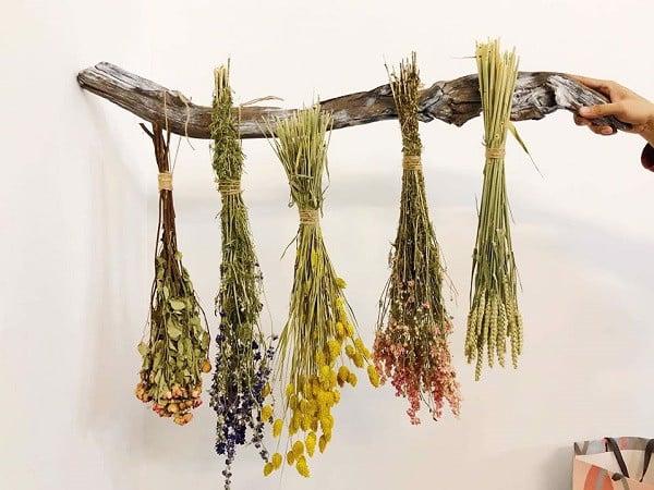 Shop hoa khô trang trí TPHCM gây thương nhớ cho những ai yêu thích