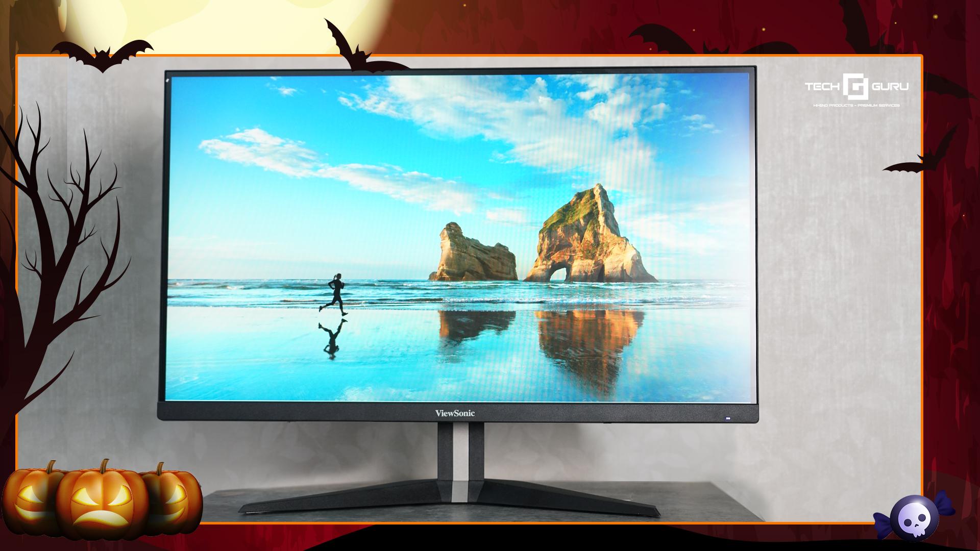 Trên tay màn hình Viewsonic VX2758-2KP-MHD- Độ phân giải 2K, tấm nền IPS, 144Hz