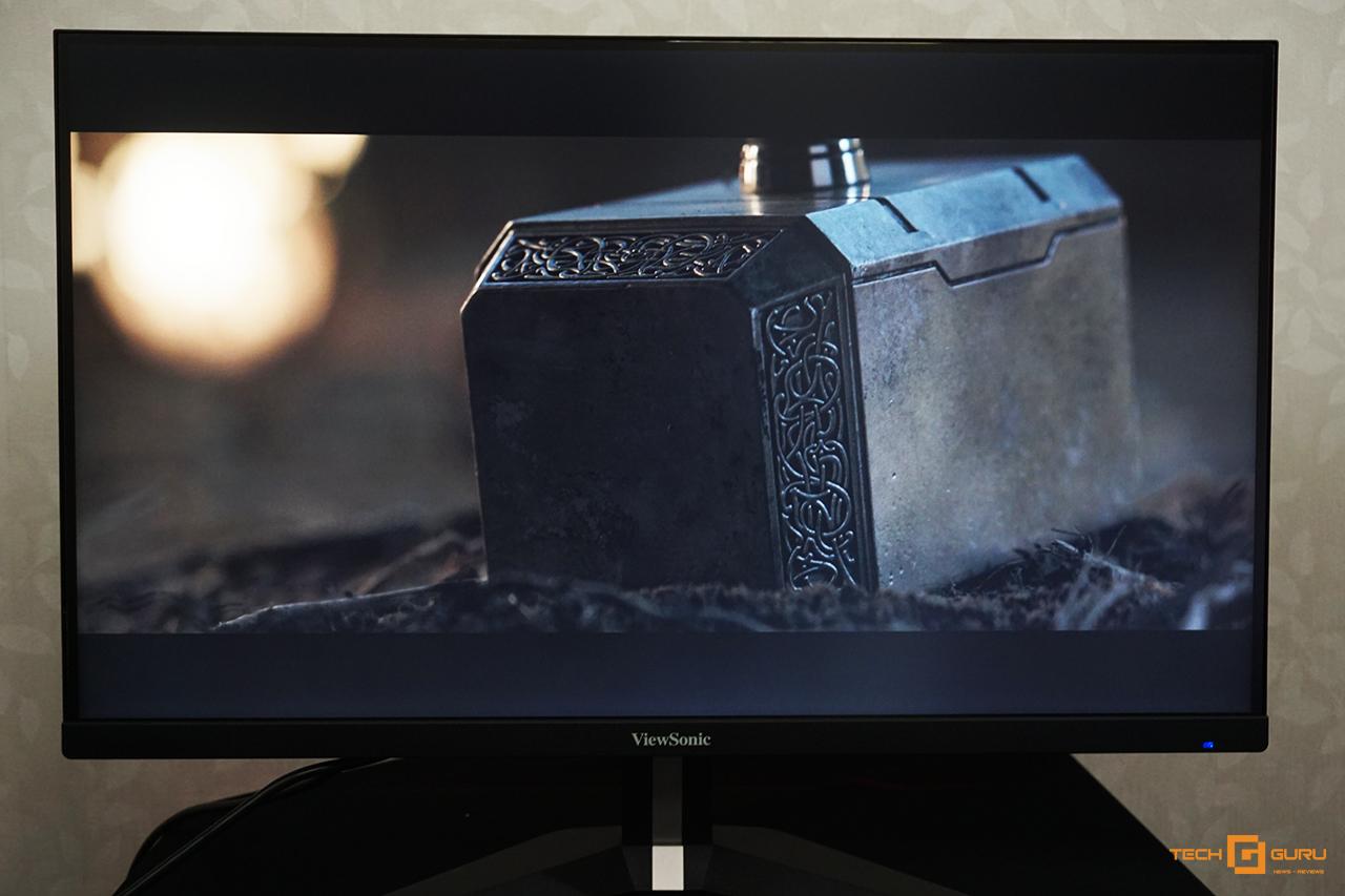 Trải nghiệm màn hình Viewsonic VX2758-P-MHD – 27-inch, 144Hz độ trễ 1ms, có FreeSync, tấm nền TN