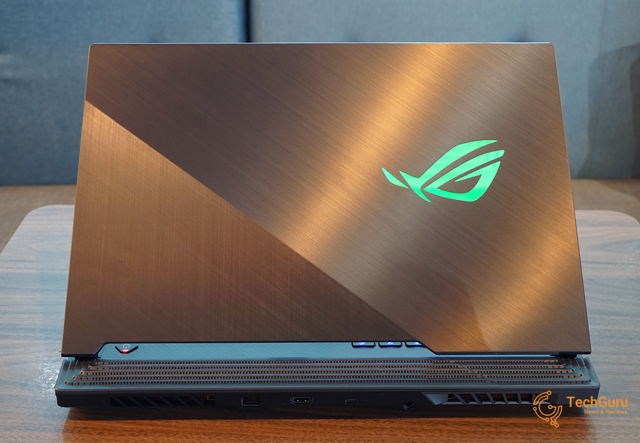 Đánh giá Asus ROG STRIX SCAR III – Định nghĩa chuẩn mực về eSports trên laptop gaming