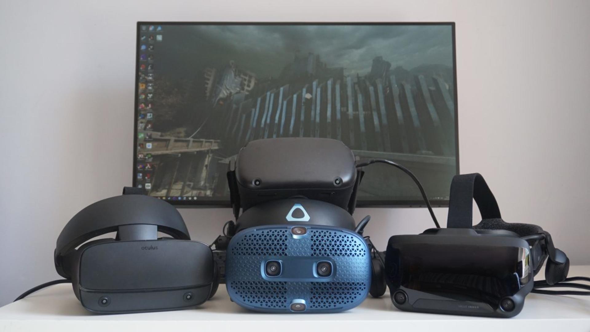 Top 5 kính VR tốt nhất 2020 theo tạp chí PC Gamer bình chọn