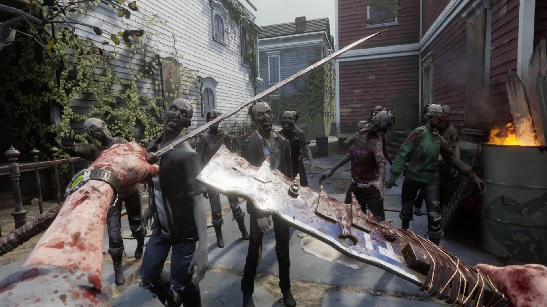Nhà phát triển Walking Dead cho rằng Engine vật lý là chìa khoá dẫn đến dòng Game thế hệ thứ 2