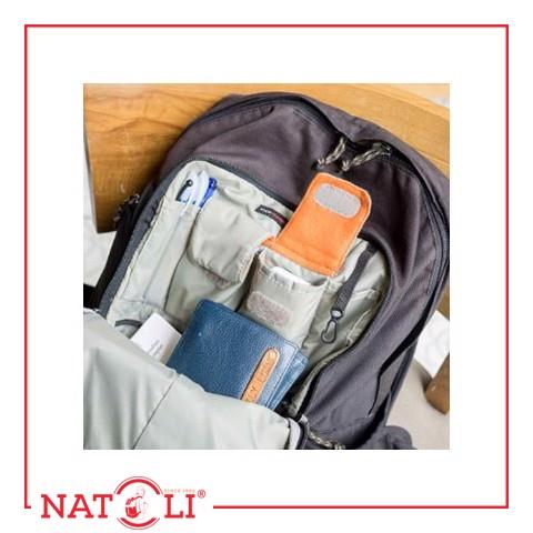 Balo Natoli chắc chắn với nhiều mẫu mã đẹpthuận tiện xếp quần áo gọn gàng vào balo