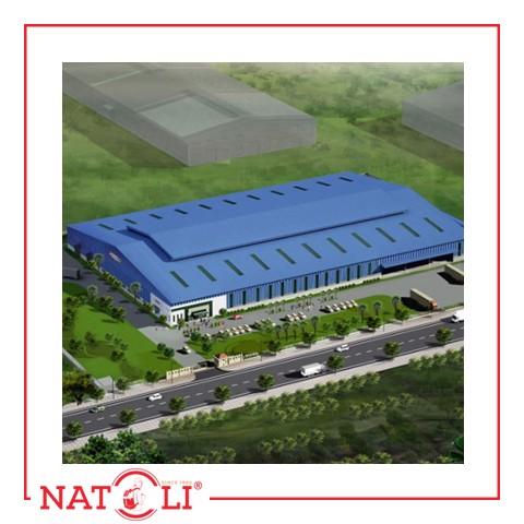 Giới thiệu xưởng may balo quảng cáo Natoli