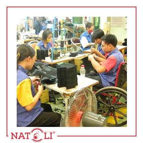 Tuyển người khiếm thính khuyết tật tìm việc làm tại quận Tân Phú
