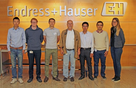 ADVANCED TRAINING COURSE BY ENDRESS+HAUSER