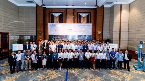 SEMINAR IN OIL & GAS AND CHEMICAL INDUSTRIES IN HANOI