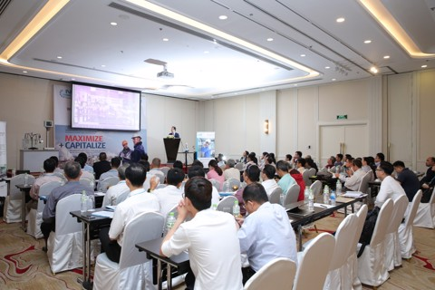 Seminar In Chemical And Oil & Gas Industries – Nov 2019, HCMC