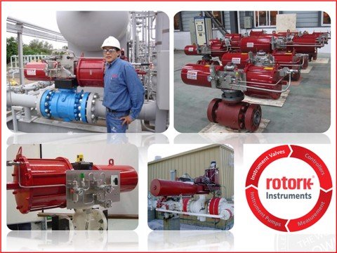 NK ENGINEERING – AUTHORIZED REPRESENTATIVE OF ROTORK IN VIETNAM