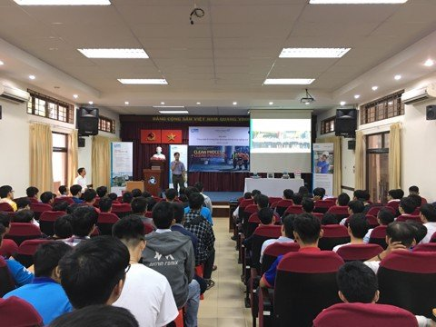 Seminar For Students Of Ho Chi Minh University Of Technology
