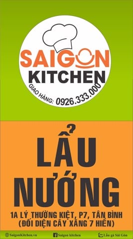 MENU SaigonKitchen.vn