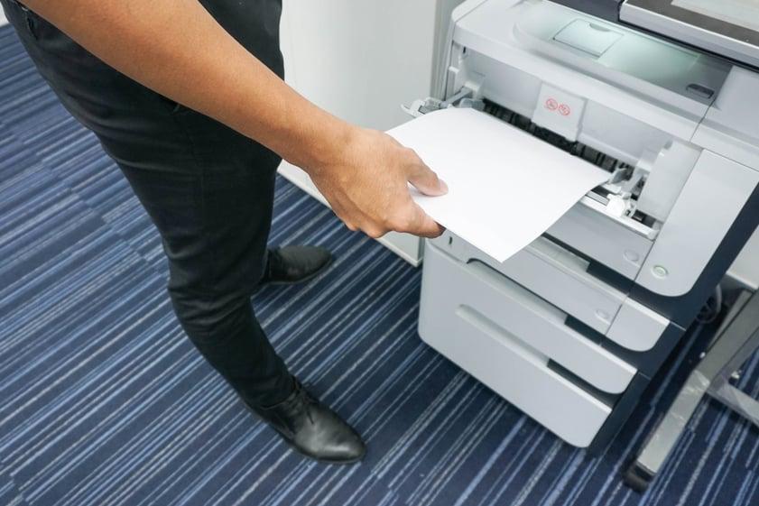 Chất lượng và tầm quan trọng của giấy photocopy