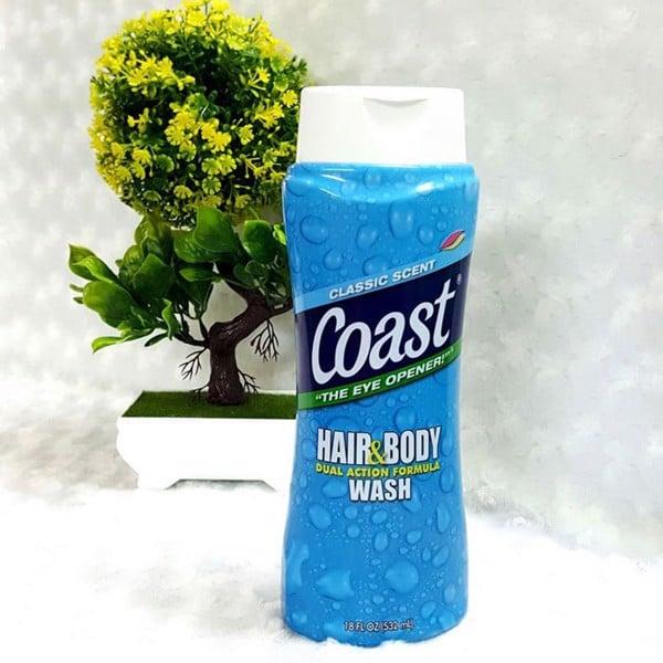 Sữa-tắm-gội-cho-nam-Coast-2-in-1-(532ml)