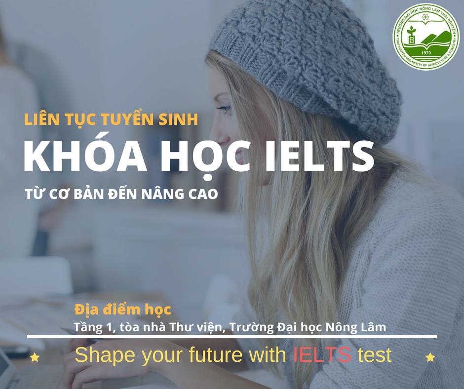 Giới thiệu khóa học IELTS