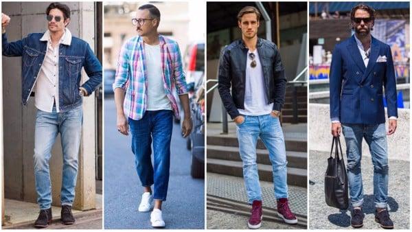 Các phong cách thời trang nam, gu thời trang nam 2019