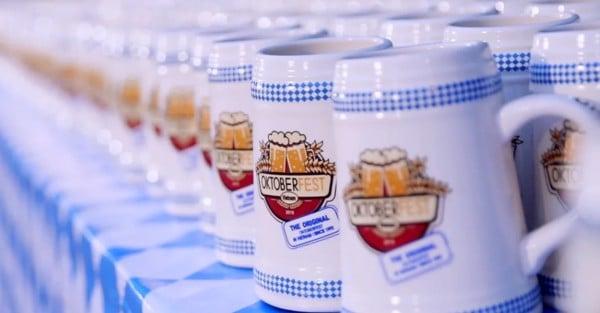 Oktoberfest - Lễ hội bia Đức tại Khách Sạn JW Marriott Hà Nội