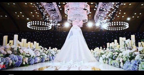 lễ cưới nhôm nam hải misa vũ trung tâm hội nghị quốc gia