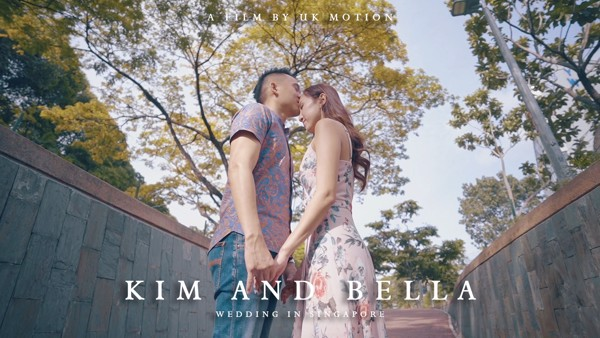 KIM AND BELLA WEDDING SINGAPORE BY CUONGUK