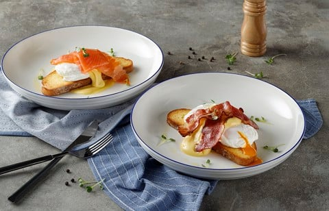 HOW TO MAKE AN EGG-CEPTIONAL BENEDICT?