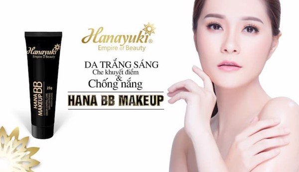 HANA BB MAKE UP
