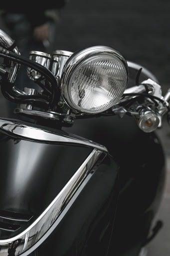 xi mạ chóa đèn xe máy