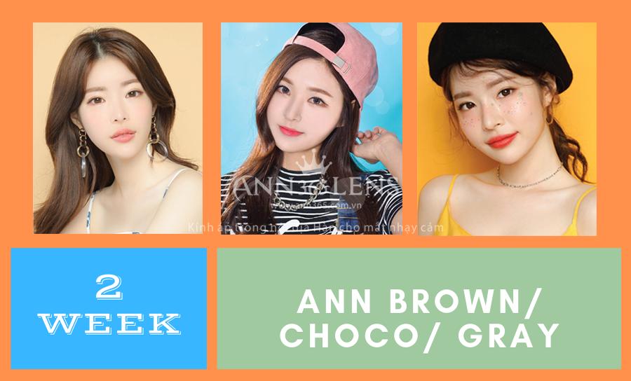 Bảng giá sỉ lens Hàn Quốc Ann365 cập nhật mới nhất