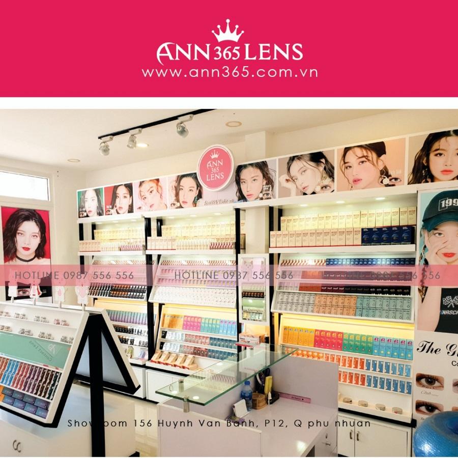 shop bán kính áp tròng cận thị tại quận Tân Phú