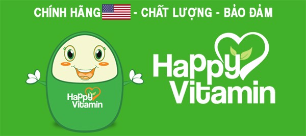 Vitamin hạnh phúc - Happy Vitamin