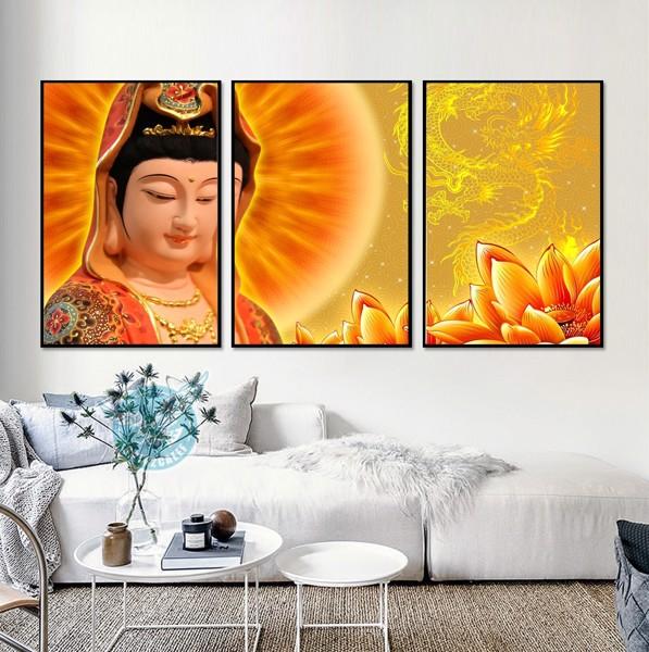 Tranh Phật Mang Lại Điều Gì?