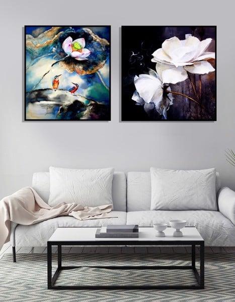 tranh treo tường chủ đề nghệ thuật