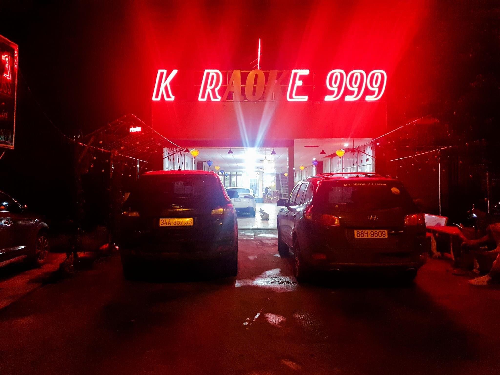 Hệ Thống 4acoustic cho Karaoke 1999 tại Bình Xuyên - Vĩnh Phúc