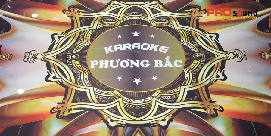 Công trình Karaoke Phương Bắc - Hòa Bình
