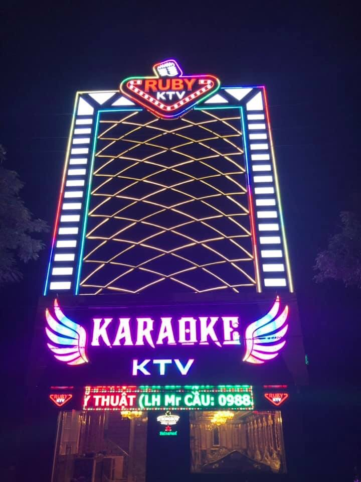 lắp đặt âm thanh karaoke