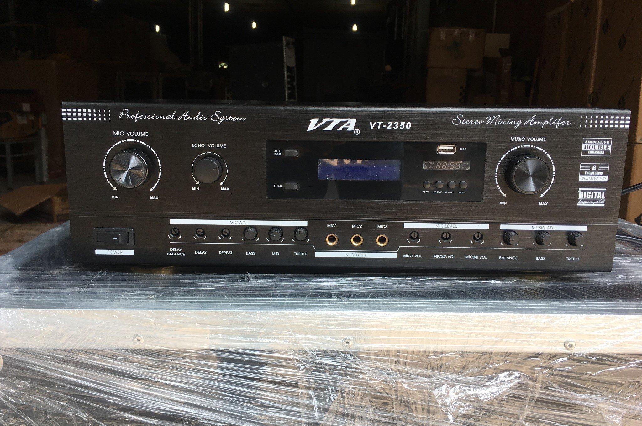 Âm ly gia đình VTA VT-2350