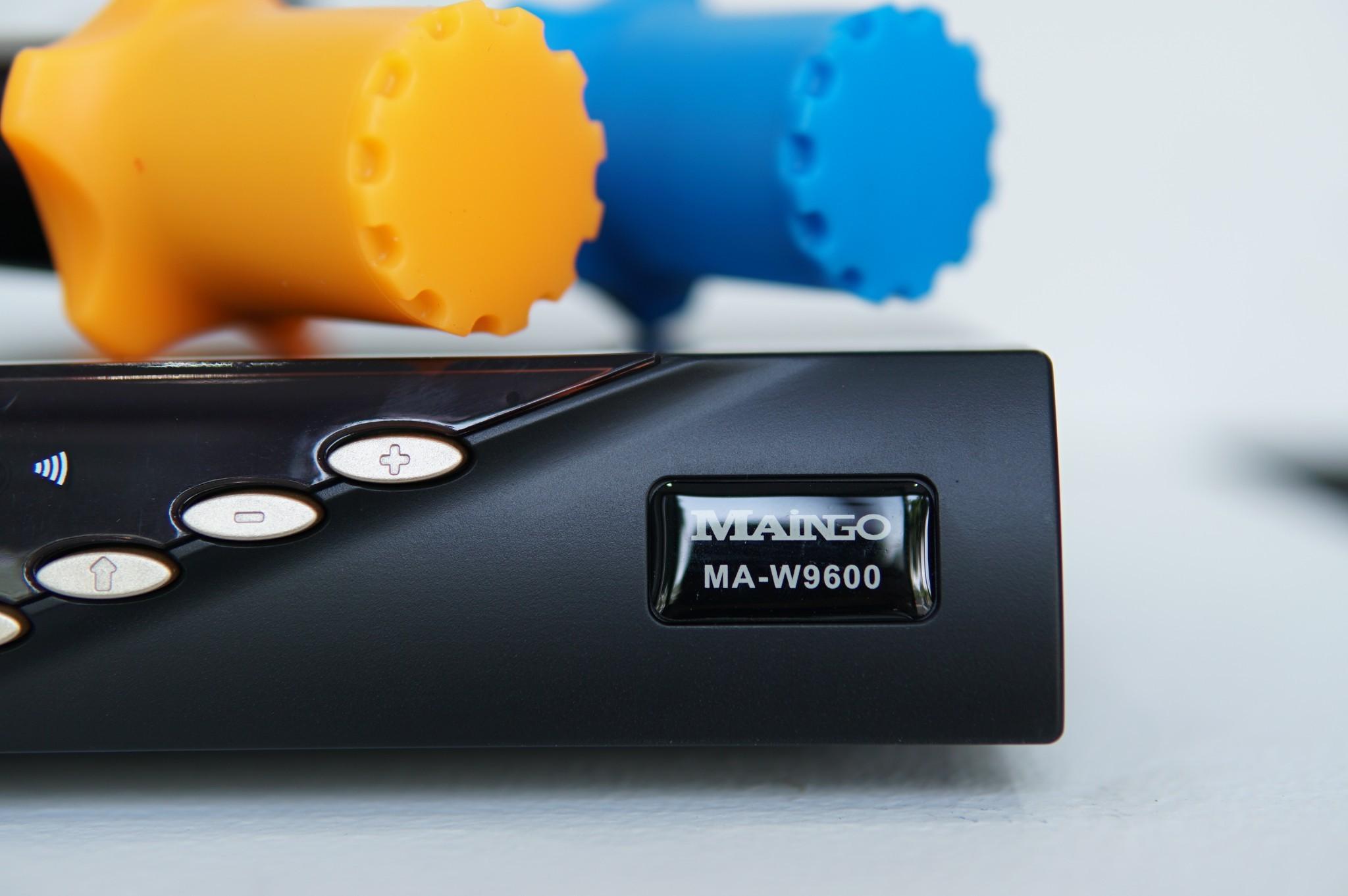 Micro Karaoke Maingo MA W9600