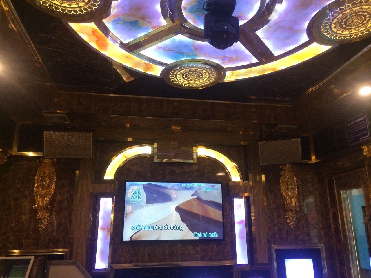 karaoke bin quán