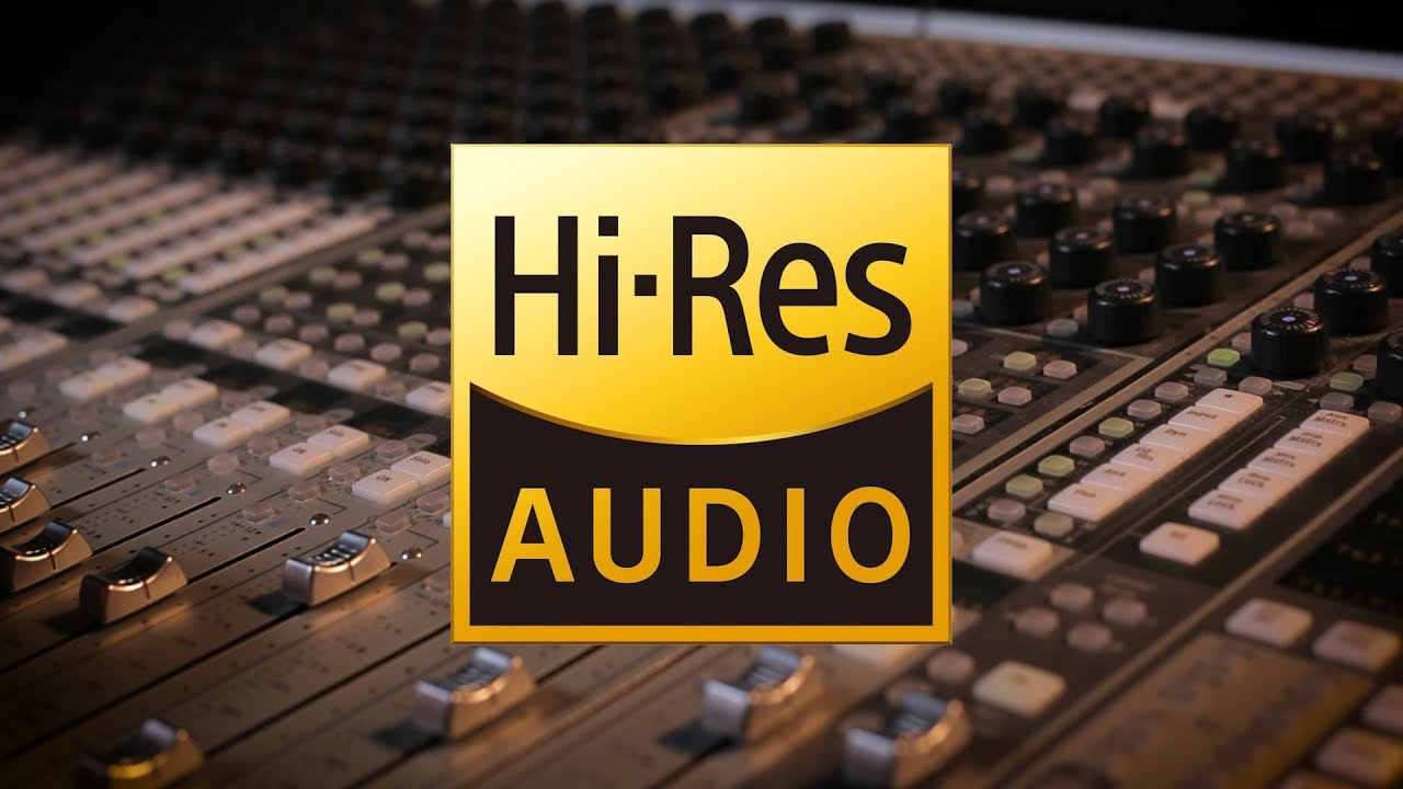 hires audio
