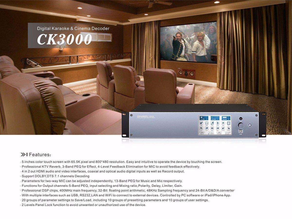 ZONGSON CK3000