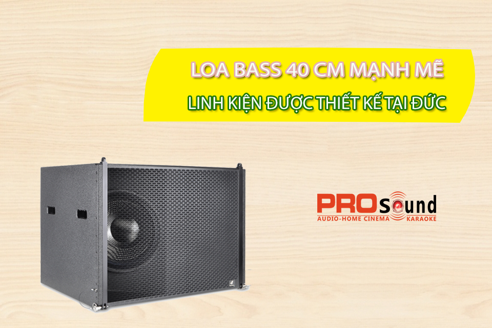 Loa 4 acoustic PCS 215LB