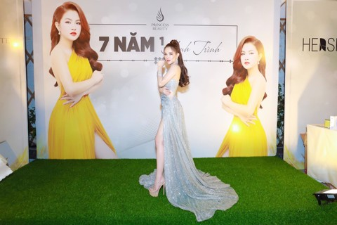 SỰ KIỆN TRI ÂN - THANKS PARTY 2019 - PRINCESS BEAUTY